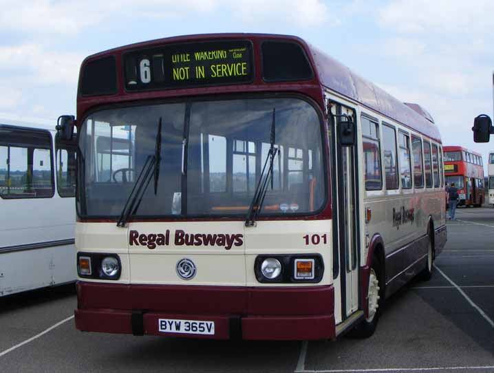 Regal Busway Leyland National 101