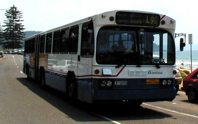 Buses To Palm Beach Home And Away