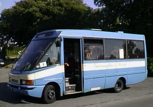 Guernsey Bus City Pacer