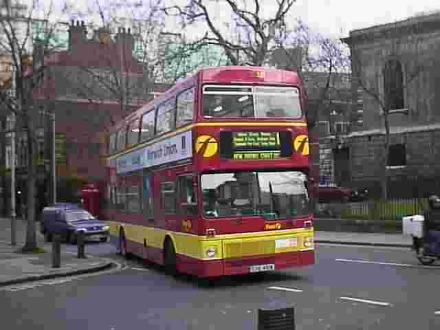 London Buses route 1
